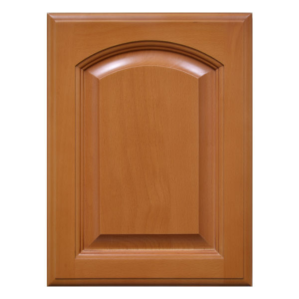 Beech arch 15 height wall cabinets 2 doors top cabinets for Beech kitchen wall cupboards