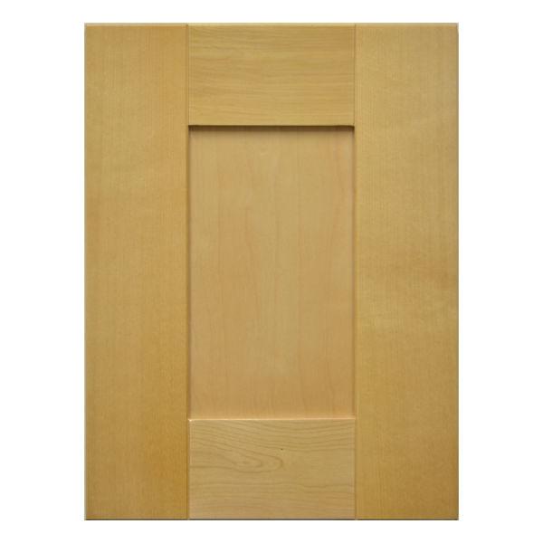 Maple Shaker  sc 1 st  Top Cabinets & Maple Shaker Wall Microwave| 2 doors 1 shelf u2013 Top Cabinets